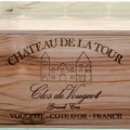 Chateau de la tour Grand cru 2008